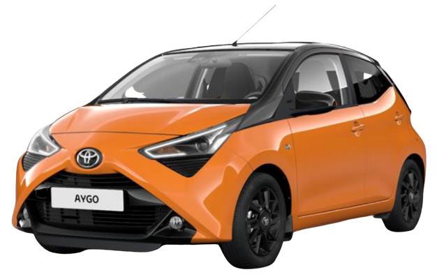 Aygo x-cite Cool Safe Smart