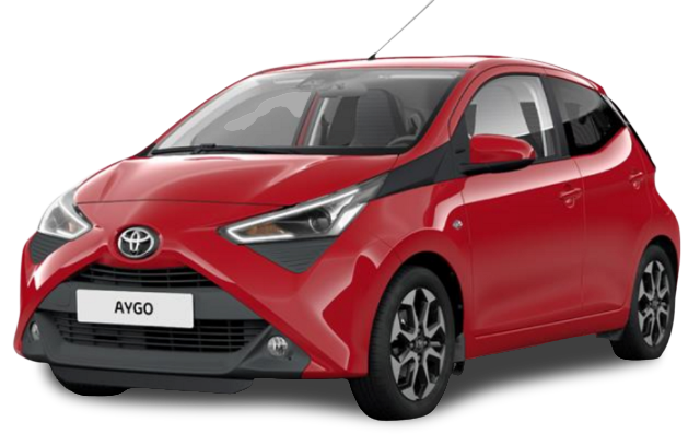 Aygo x-play + Style + connectivity